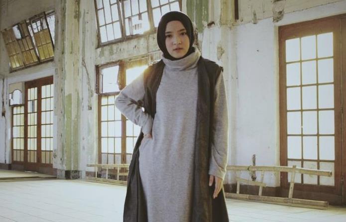 Berikut Inspirasi Gaya Hijab Style ala Nissa Sabyan